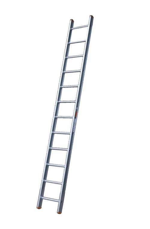 Enkele ladder (recht)