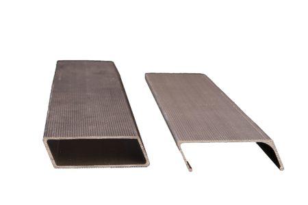 Aluminium trede