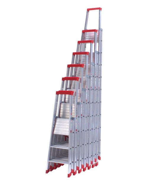 Euroline - Enkele trap