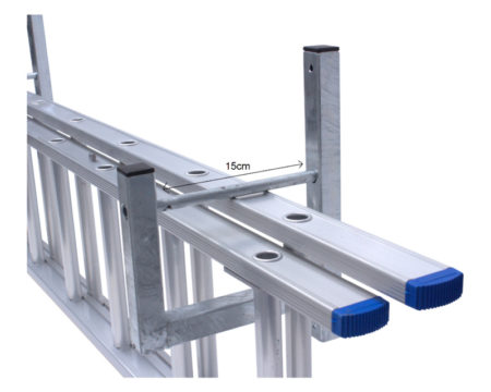Ladder ophangbeugel 15cm