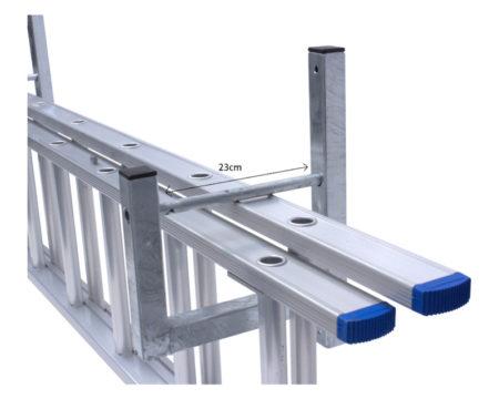 Ladder Ophangbeugel 23cm