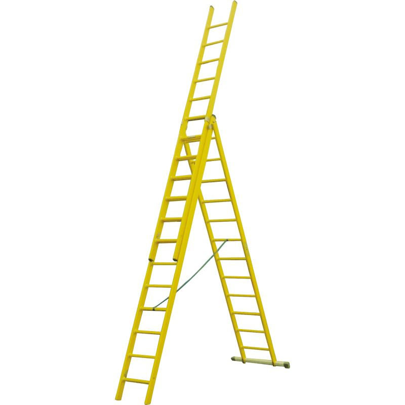 LM- Reformladder 3-delig (kunststof)