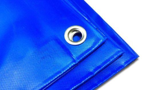 Dekkleed - PVC blauw