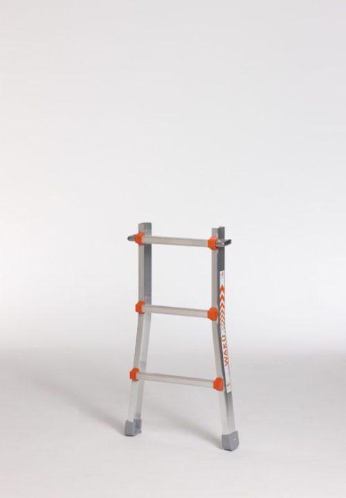 Wakü - Ladderdeel buitendeel 4x3