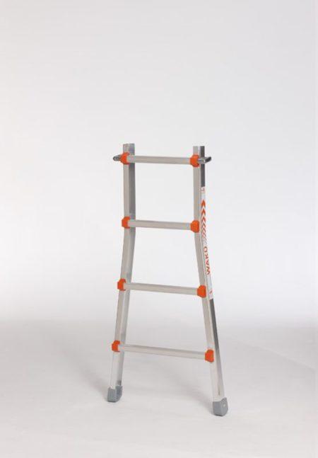 Wakü - Ladderdeel buitendeel 4x4