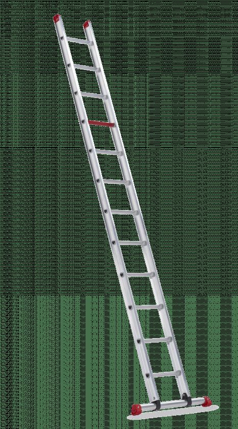 Altrex Atlas enkele rechte ladder 1x14 treden
