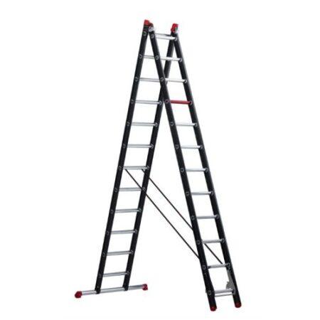 Altrex Mounter reformladder 2x12 treden (ZR)