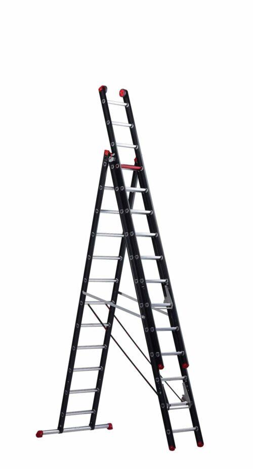Altrex Mounter reformladder 3x12 treden (ZR)