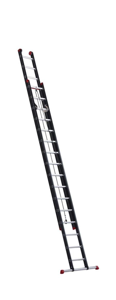 Altrex Mounter schuifladder 2x18 treden (ZS)