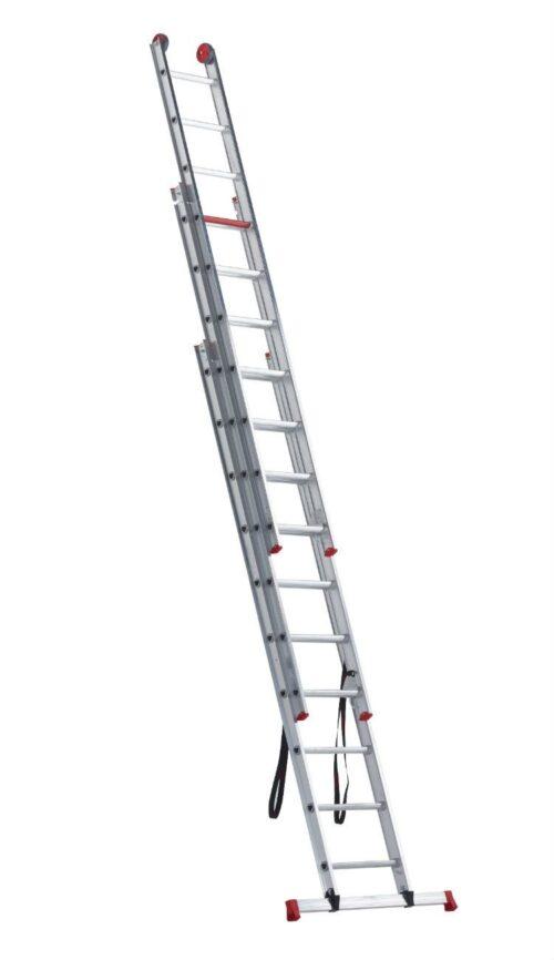 Altrex allround ladder 3x11 treden