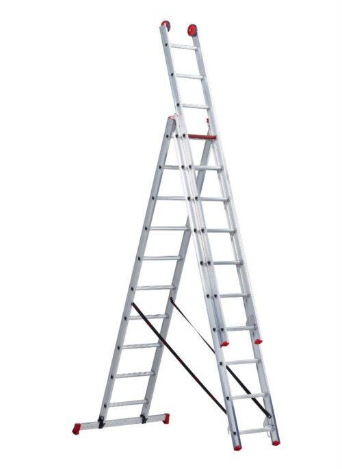 Altrex allround reform ladder 3x12 treden