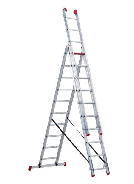 Altrex allround reform ladder 3x12 treden C7024