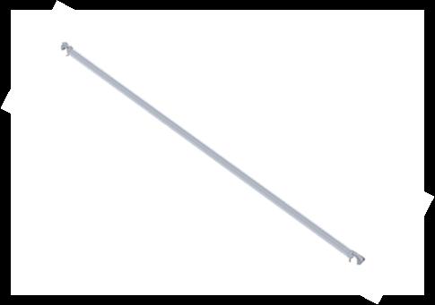 Altrex diagonaalschoor 2,45m - RS4