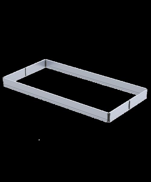 Altrex kantplank-set aluminium 0,75m - 1,85m RS5