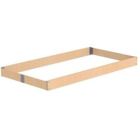 Altrex kantplank-set hout 0,75m - 1,85m RS4