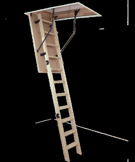 Altrex woodytrex budget zoldertrap 120 x 70 cm